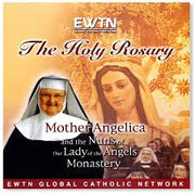 The Holy Rosary with Mother Angelica (CD) and the Nuns of Our Lady of the Angels Monastery - Unique Catholic Gifts