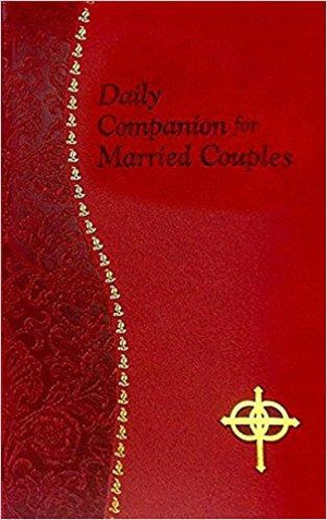 Daily Companion For Married Couples by Allan F Wright - Unique Catholic Gifts
