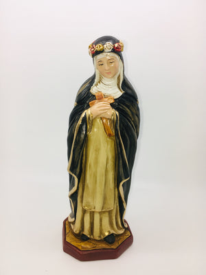 Saint Rose of Lima Statue  (9