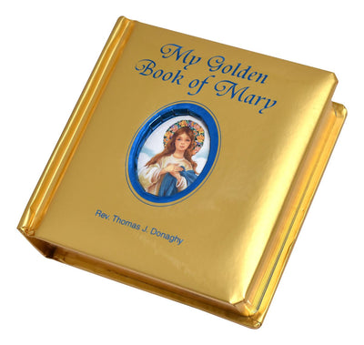 My Golden Book of Mary - Unique Catholic Gifts