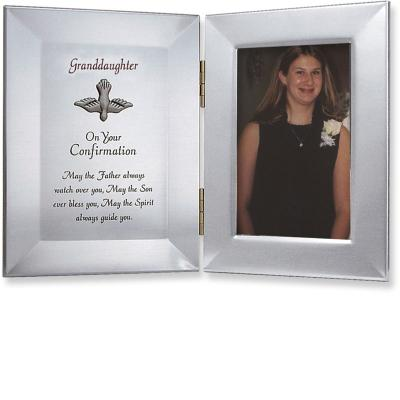 Granddaughter Confirmation Frame (5 1/2