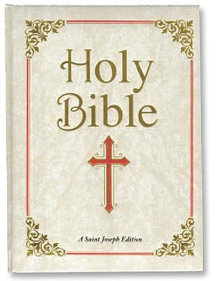 Catholic Family Bible-NABRE - Unique Catholic Gifts