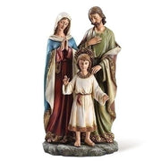 "Holy Family Statue (9 3/4"")"