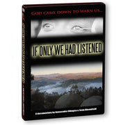If Only We Had Listened Dvd (God Came Down to Warn Us) - Unique Catholic Gifts
