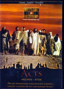 The Visual Bible Gospel of Acts LIBRO De Hechos DVD