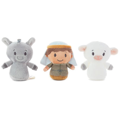 little bitts™ Shepherd and Flock Nativity Pack, Set of 3