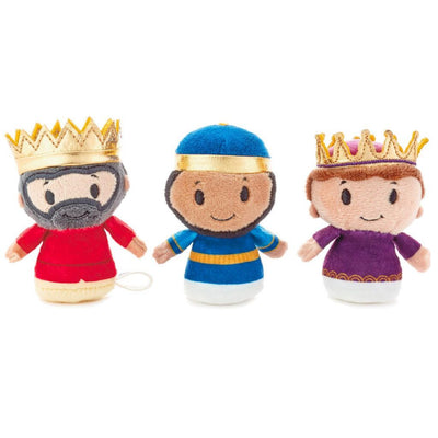 little bitts™ Three Wise Men Nativity Pack, Set of 3