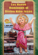 Los Nueve domingos al Divino Nino Jesus - Unique Catholic Gifts