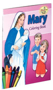 Mary Coloring Book - Unique Catholic Gifts