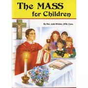 The Mass for Children by Rev Jude Winkler - Unique Catholic Gifts