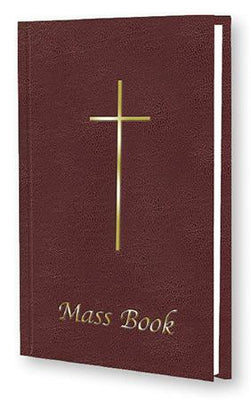 Mass Book Burgundy (6