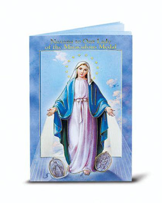 Our Lady of the Miraculous Medal Novena and Prayers - Unique Catholic Gifts
