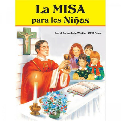 La Misa para los Ninos - Unique Catholic Gifts