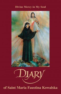 Diary of Saint Maria Faustina Kowalska, Compact edition - Unique Catholic Gifts