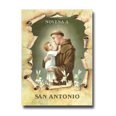 Novena a San Antonio - Unique Catholic Gifts