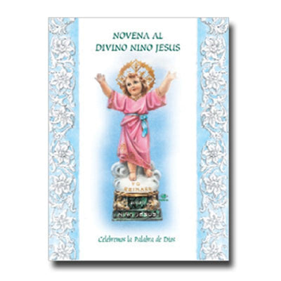 Novena Al Divino Nino Jesus - Unique Catholic Gifts