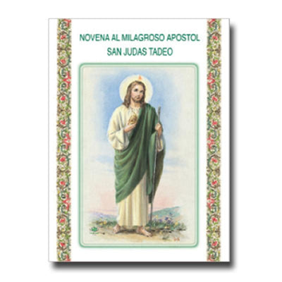 Novena al Milagroso Apostol San Judas Tadeo - Unique Catholic Gifts