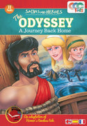 The Odyssey A Journey Back Home Children's animated DVD jmj