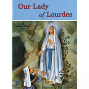 Our Lady of Lourdes by Fr Lovasik - Unique Catholic Gifts