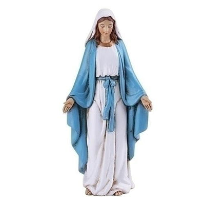 Our Lady of Grace Statue (4