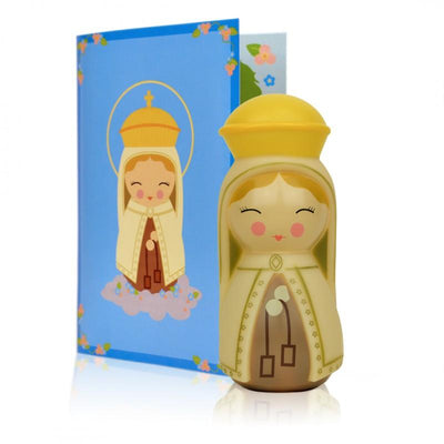 Our Lady of Mount Carmel Shining Light Doll - Unique Catholic Gifts