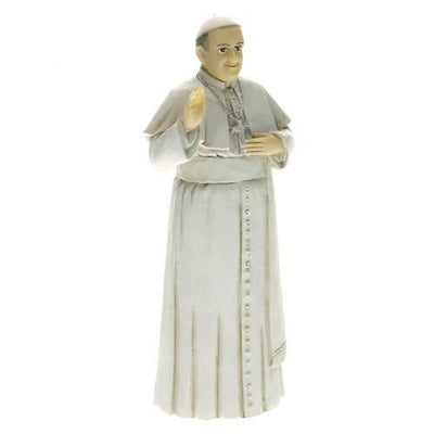 Pope Francis Figurine 4 inch jmj - Unique Catholic Gifts