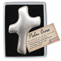 Palm Prayer Cross - Unique Catholic Gifts