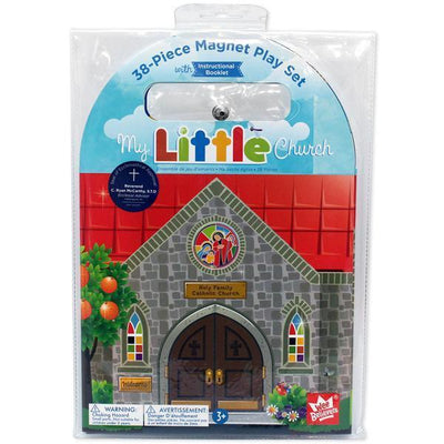 My Little Church Magnet Play Set - Unique Catholic Gifts