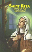Saint Rita Saint of the Impossible - Unique Catholic Gifts
