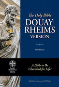 Douay-Rheims Bible (Quality Paperbound) Holy Scripture - Unique Catholic Gifts