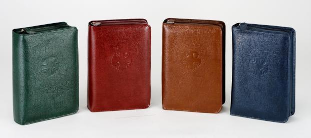Liturgy of the Hours Leather Zipper Case Set (CASES ONLY no Books) - Unique Catholic Gifts