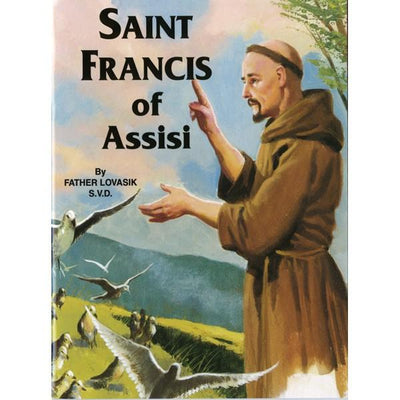 St Francis of Assisi by Father Lovasik - Unique Catholic Gifts