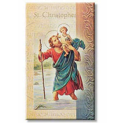 Biography of Saint Christopher