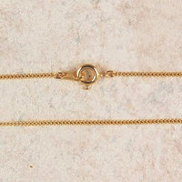 "Fine Gold Plated Chain (16"") - Unique Catholic Gifts"