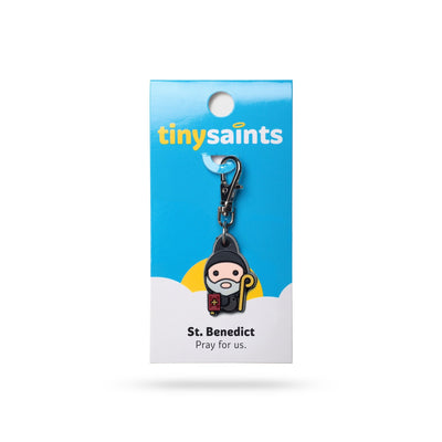 St. Benedict Tiny Saint - Unique Catholic Gifts