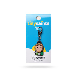 St. Dymphna Tiny Saint - Unique Catholic Gifts