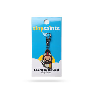 St. Gregory the Great Tiny Saint - Unique Catholic Gifts