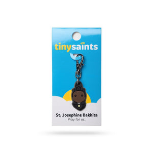 St. Josephine Bakhita Tiny Saint - Unique Catholic Gifts