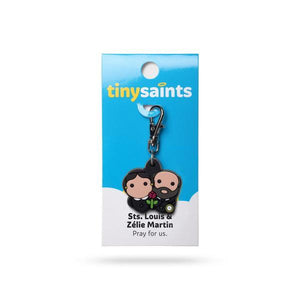 Sts. Louis and Zélie Martin (Parents of St. Therese) Tiny Saint - Unique Catholic Gifts
