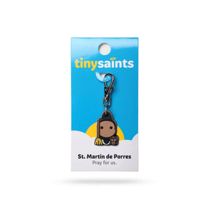 St. Martin De Porres Tiny Saint - Unique Catholic Gifts