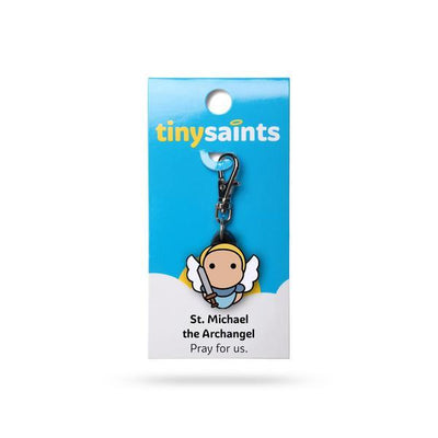 St. Michael the Archangel Tiny Saints - Unique Catholic Gifts