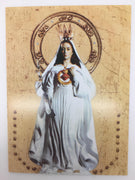 Our Lady of America Greeting Card (Blank Inside) - Unique Catholic Gifts