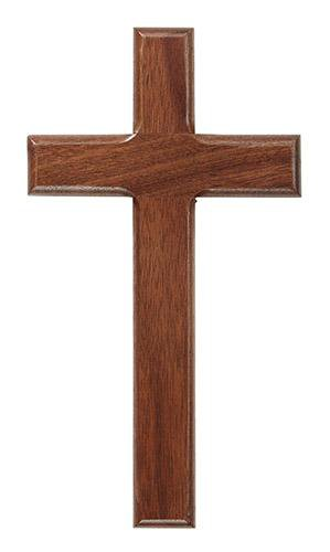 "Walnut Cross (10"")"