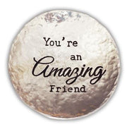You're and Amazing Friend Trinket Dish - Unique Catholic Gifts