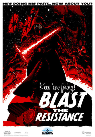 Blast the Resistance by Brian Miller