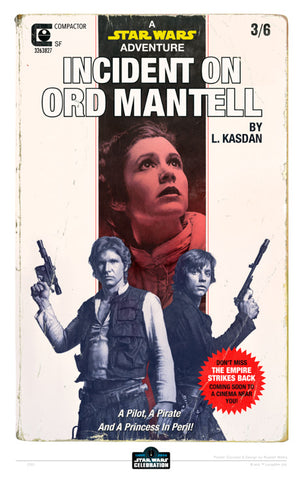 Incident of Ord Mantell by Russell Walks