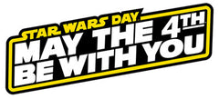 May the 4th Logo
