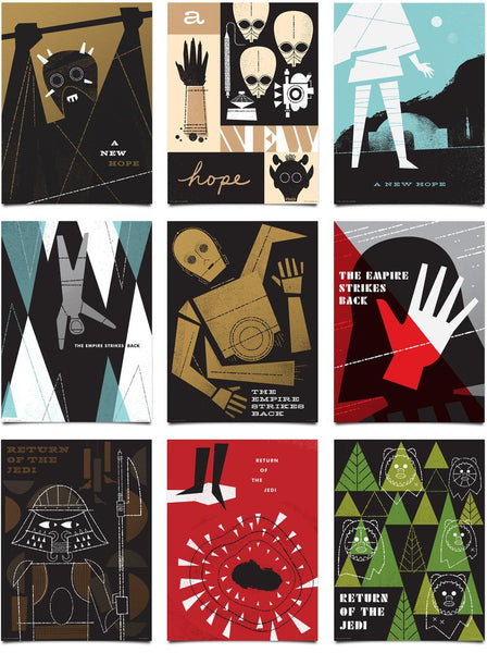 Ty Mattson Star Wars Prints