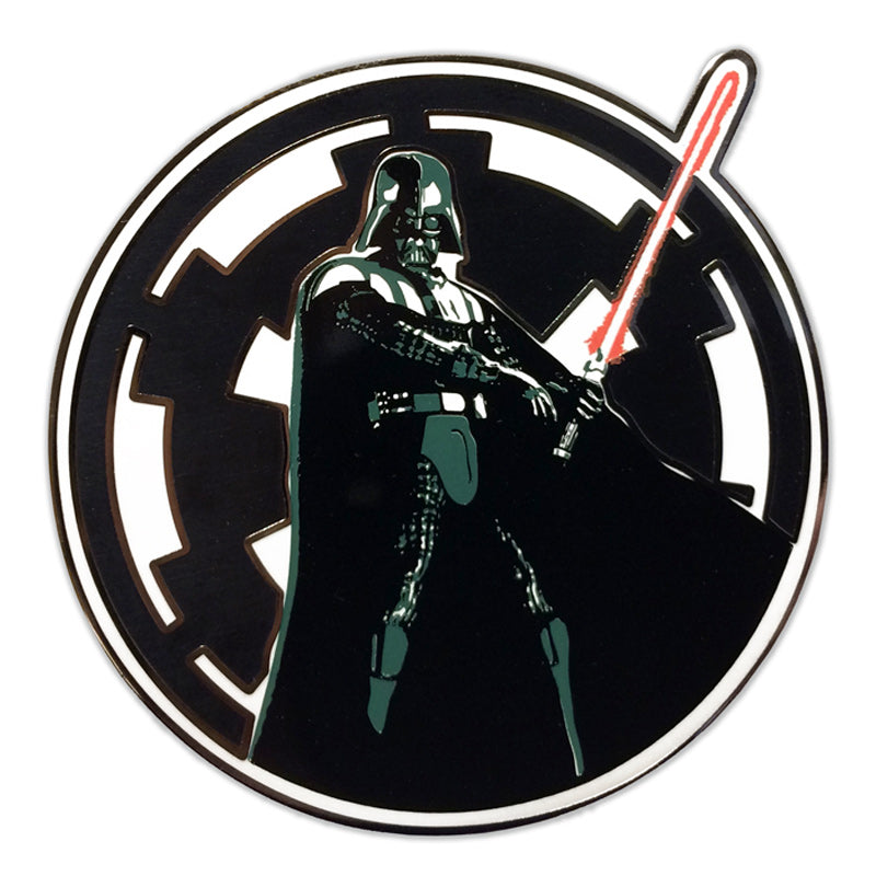 Dark Sides Vader Collectible Pin | Star Wars - main
