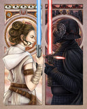 A Dyad in the Force by Dianne (Diha) Vaznelis | Star Wars